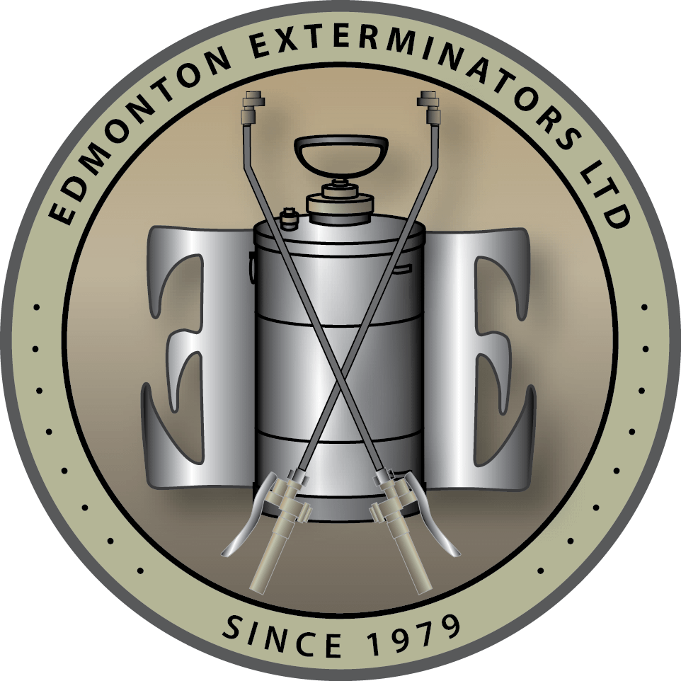 Edmonton exterminators logo
